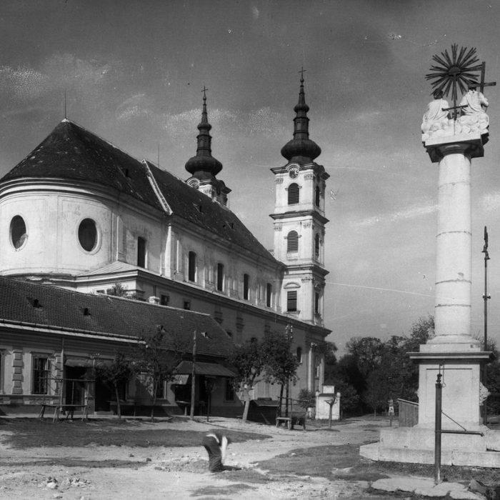Trojičný stĺp v Šaštíne